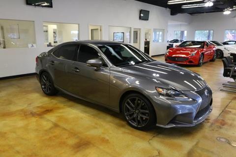 2015 Lexus IS 350 For Sale In Orlando, FL