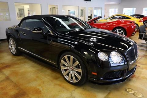 2014 Bentley Continental GTC V8 S for sale in Orlando, FL