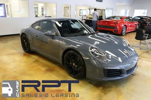 2017 Porsche 911 for sale in Orlando, FL