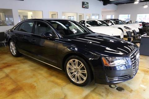 2012 Audi A8 L for sale in Orlando, FL