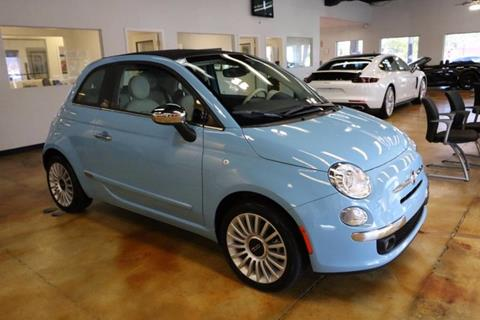 2017 FIAT 500c for sale in Orlando, FL