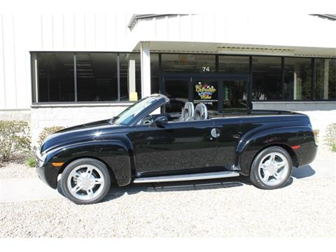 2003 Chevrolet SSR for sale in Carver, MA