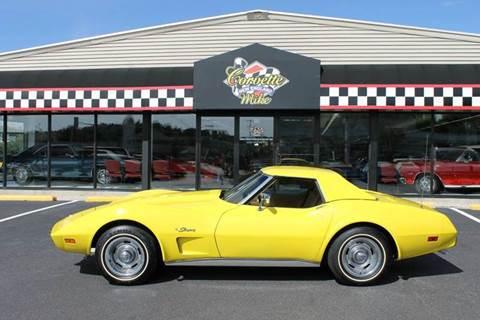 1975 Chevrolet Corvette For Sale In Massachusetts