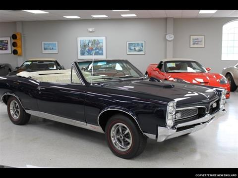1967 Pontiac GTO for sale in Carver, MA