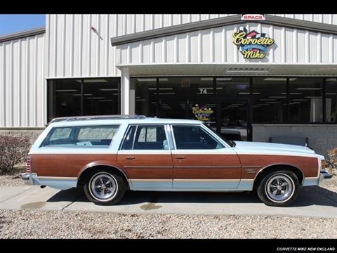 1978 Pontiac Safari for sale in Carver, MA