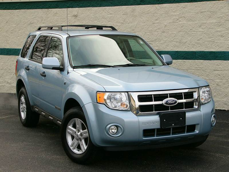 2008 ford escape hybrid base awd 4dr suv in palatine il albo auto sales. Black Bedroom Furniture Sets. Home Design Ideas