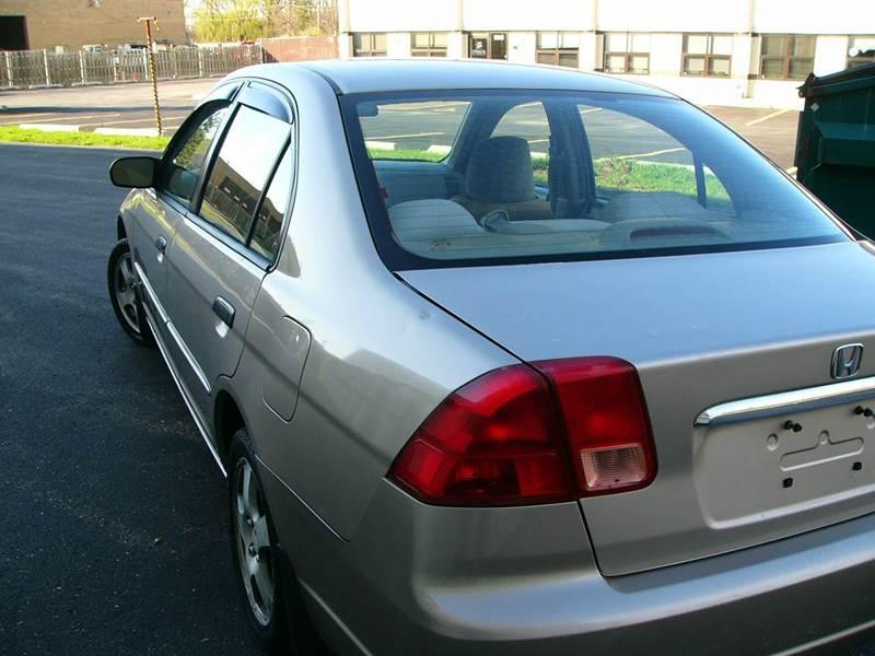 2001 Honda Civic LX 4dr Sedan - Palatine IL