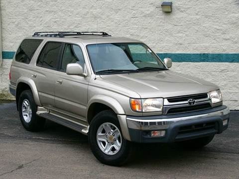 2001 Toyota 4Runner for sale in Palatine, IL