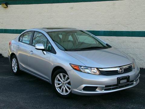 2012 Honda Civic for sale in Palatine, IL