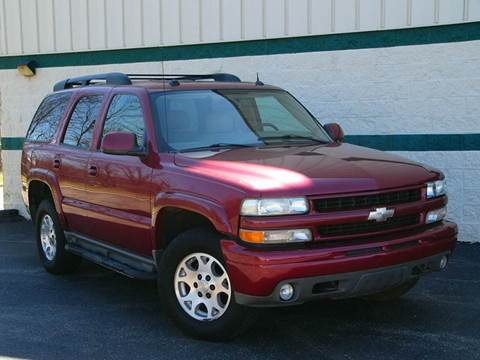 2004 Chevrolet Tahoe for sale in Palatine, IL