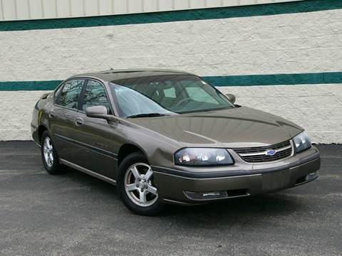 2003 Chevrolet Impala for sale in Palatine, IL