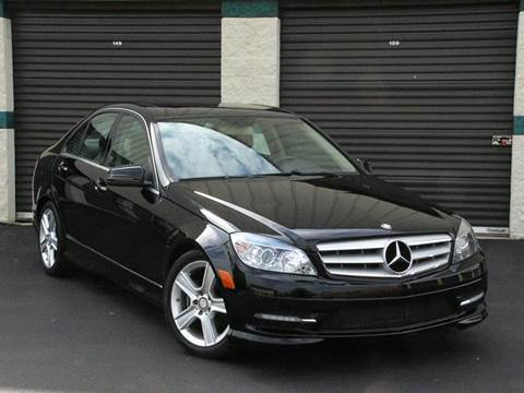 2011 Mercedes-Benz C-Class for sale in Palatine, IL