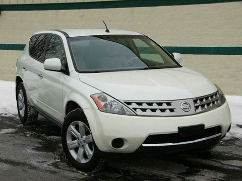 2007 Nissan Murano for sale in Palatine, IL