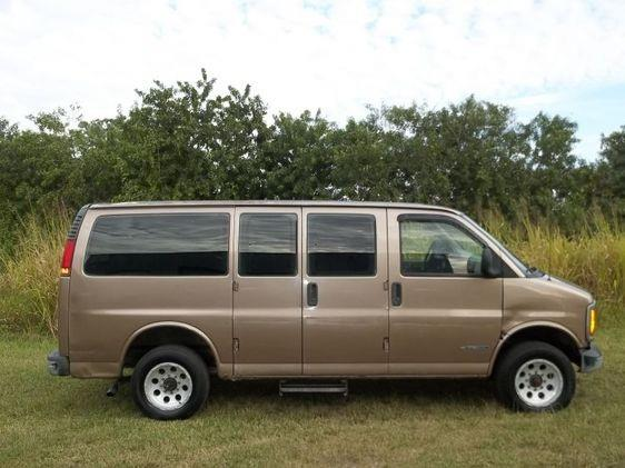 1999 Chevrolet Express for sale in Port Saint Lucie FL