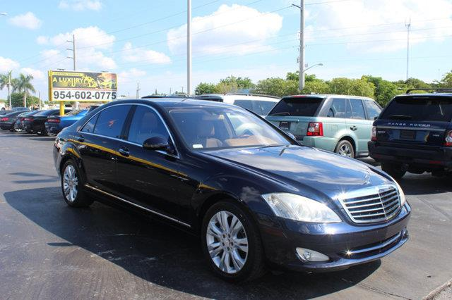 2008 mercedes benz s class for sale for Mercedes benz s550 for sale in florida