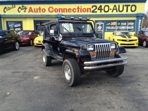 1995 Jeep Wrangler For Sale  Carsforsalecom