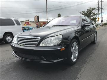 2003 Mercedes-Benz S-Class for sale in Los Angeles, CA