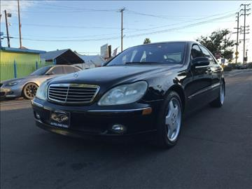 2002 Mercedes-Benz S-Class for sale in Los Angeles, CA