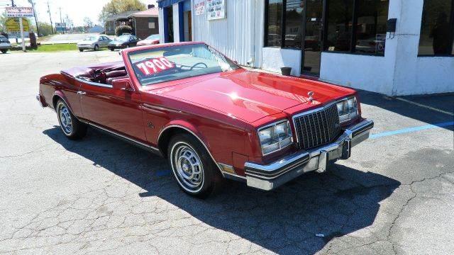 1982 buick riviera for sale in simpsonville sc for Crider motors mishawaka in