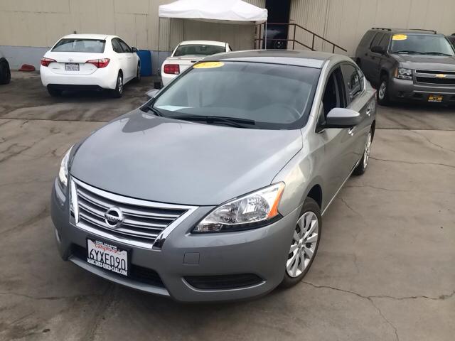 2013 Nissan Sentra For Sale In Livingston Ca