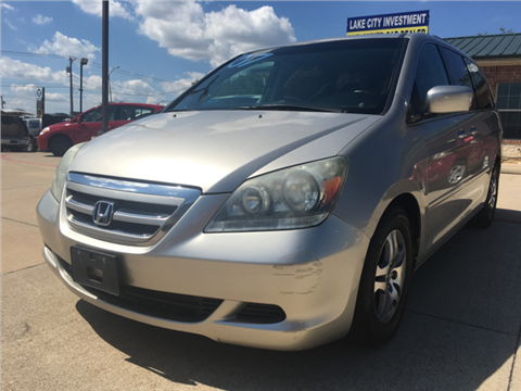 2007 Honda Odyssey for sale in Lewisville, TX