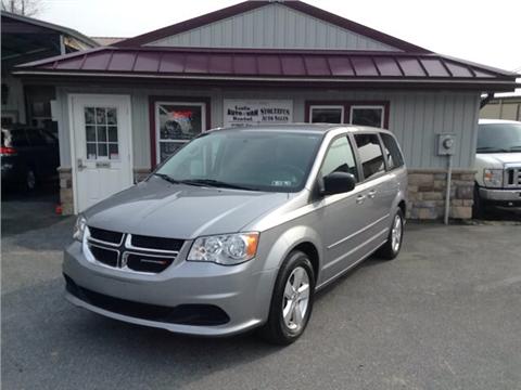 2015 Dodge Grand Caravan for sale in Lancaster, PA