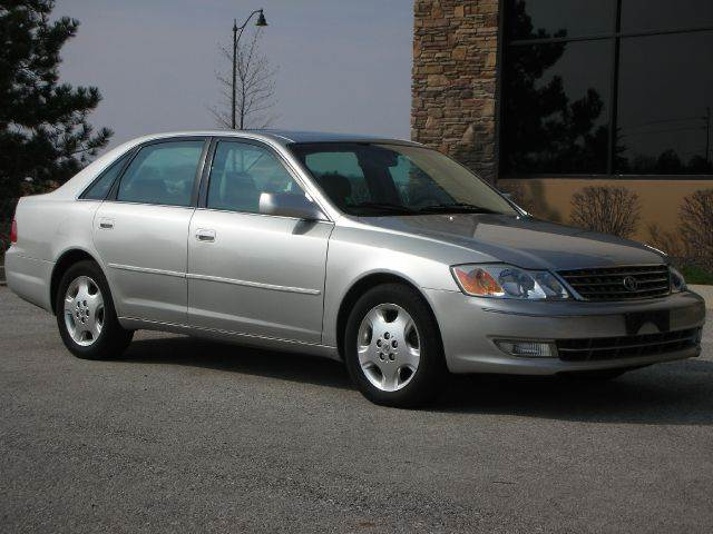 2003 toyota avalon xls in east dundee il all star car outlet. Black Bedroom Furniture Sets. Home Design Ideas