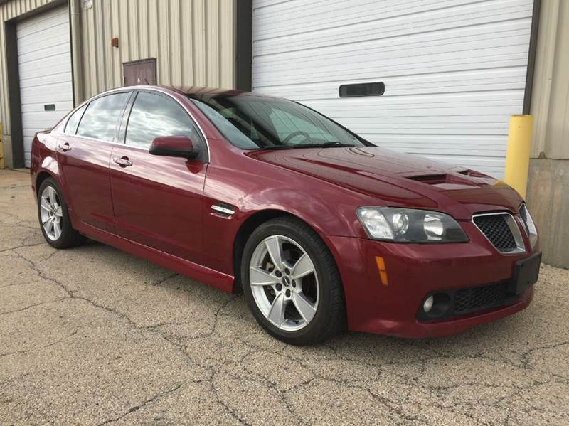 2009 pontiac g8 gt 4dr sedan in east dundee il all star. Black Bedroom Furniture Sets. Home Design Ideas
