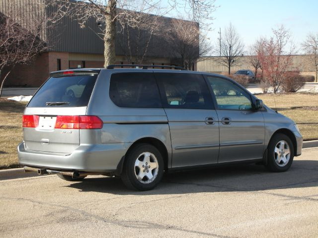 2001 honda odyssey ex in east dundee il all star car outlet for Honda odyssey mileage