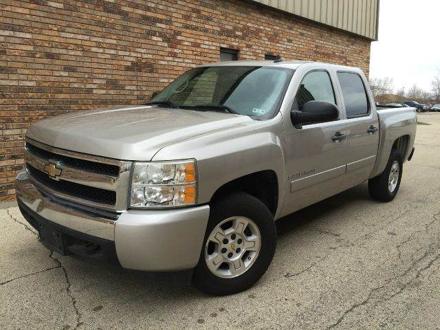 2008 chevrolet silverado 1500 lt1 pickup crew cab 2wd in east dundee il all star car outlet. Black Bedroom Furniture Sets. Home Design Ideas