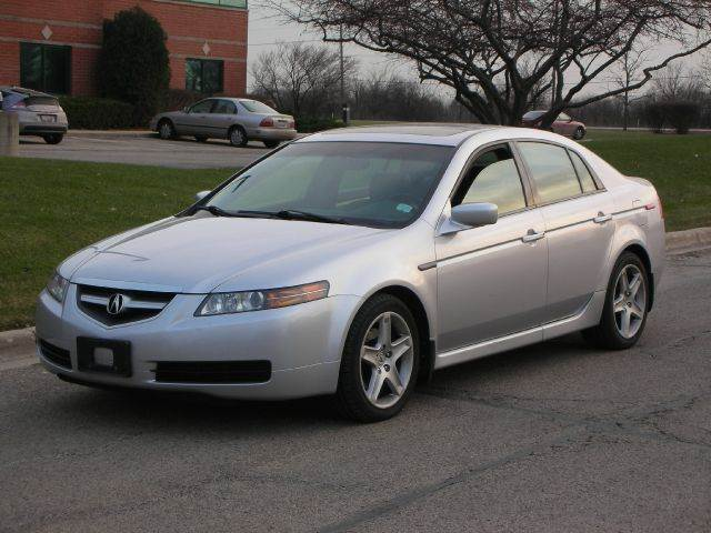 2004 acura tl 5 speed at with navigation in east dundee il all star car outlet