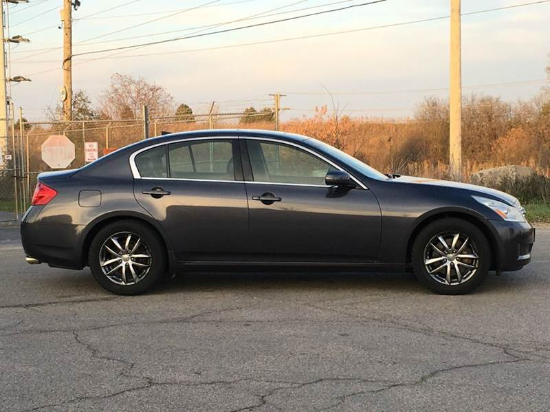 2007 infiniti g35x x awd 4dr sedan in east dundee il all. Black Bedroom Furniture Sets. Home Design Ideas