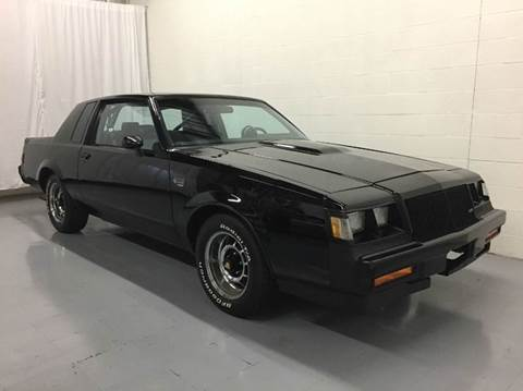 1987 Buick Grand National for sale in East Dundee, IL