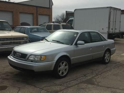 Used 1995 Audi S6 For Sale In Atlanta Ga Carsforsale
