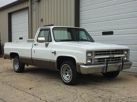 1985 Chevrolet C/K 10 Series for sale in East Dundee, IL