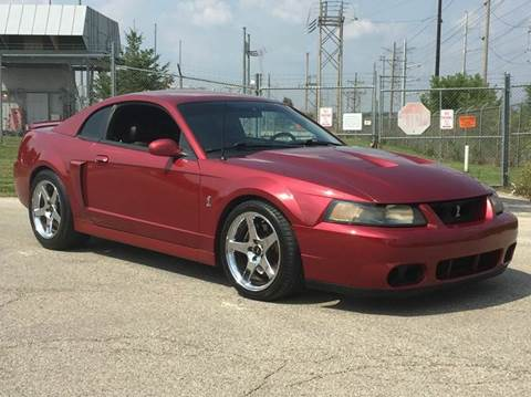 2004 ford mustang svt cobra for sale. Black Bedroom Furniture Sets. Home Design Ideas