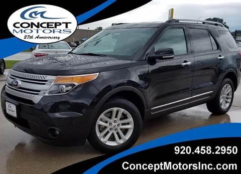 Sheboygan Ford Dealer >> Concept Motors Inc Used Cars Sheboygan Wi Dealer