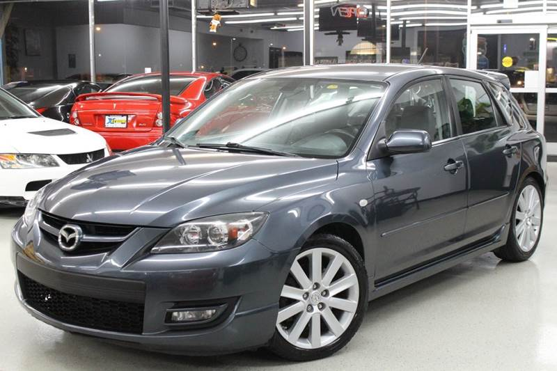 2009 mazda mazdaspeed3 grand touring leather suede seats. Black Bedroom Furniture Sets. Home Design Ideas