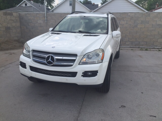 2007 mercedes benz gl class gl450 awd 4matic 4dr suv in lincoln park mi pro auto sale inc. Black Bedroom Furniture Sets. Home Design Ideas