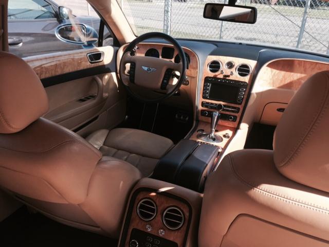 2008 Bentley Continental Flying Spur Base AWD 4dr Sedan - Lincoln Park MI