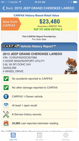 2013 Jeep Grand Cherokee Laredo X 4x4 4dr SUV - Lincoln Park MI