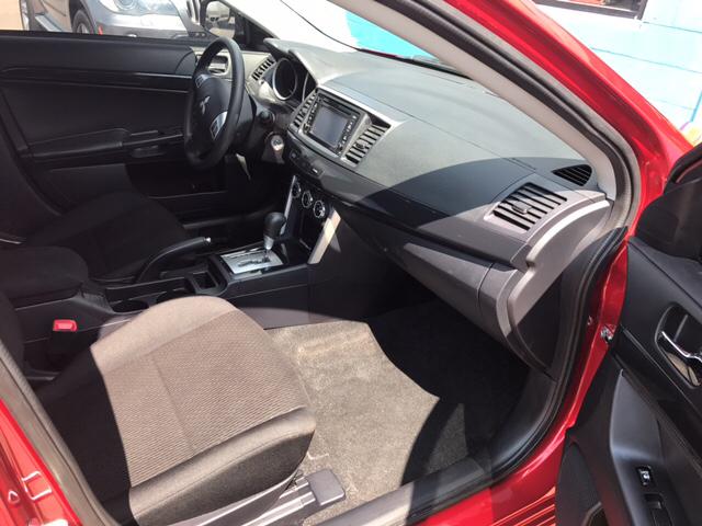 2017 Mitsubishi Lancer ES 4dr Sedan CVT - Lincoln Park MI
