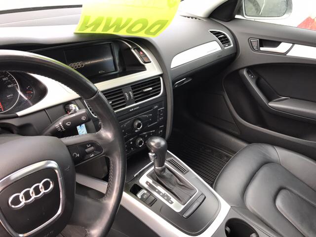 2009 Audi A4 AWD 2.0T quattro Premium 4dr Sedan 6A - Lincoln Park MI