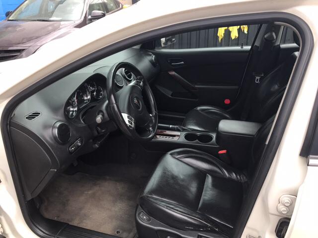 2008 Pontiac G6 Base 4dr Sedan - Lincoln Park MI