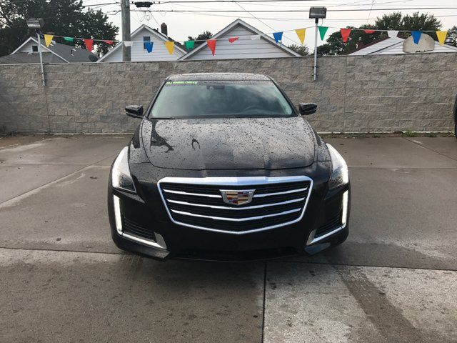 2016 Cadillac CTS 2.0T Luxury Collection AWD 4dr Sedan - Lincoln Park MI