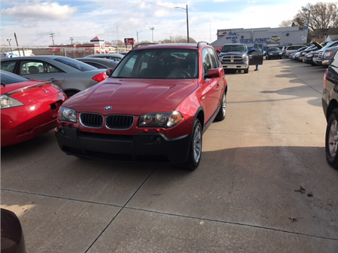2005 BMW X3 for sale in Lincoln Park, MI