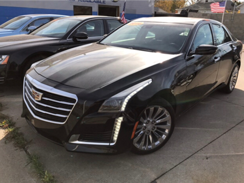 2016 Cadillac CTS for sale in Lincoln Park, MI