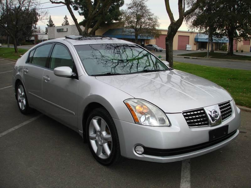 2004 Nissan Maxima 3.5 SE 4dr Sedan   Sacramento CA