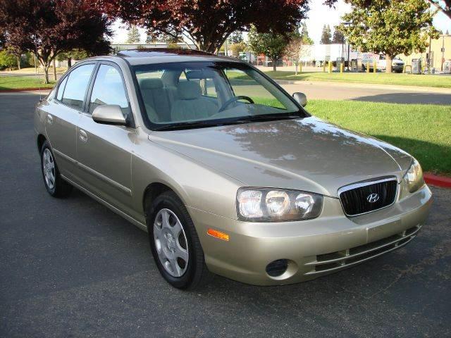 2002 Hyundai Elantra GLS 4dr Sedan   Sacramento CA