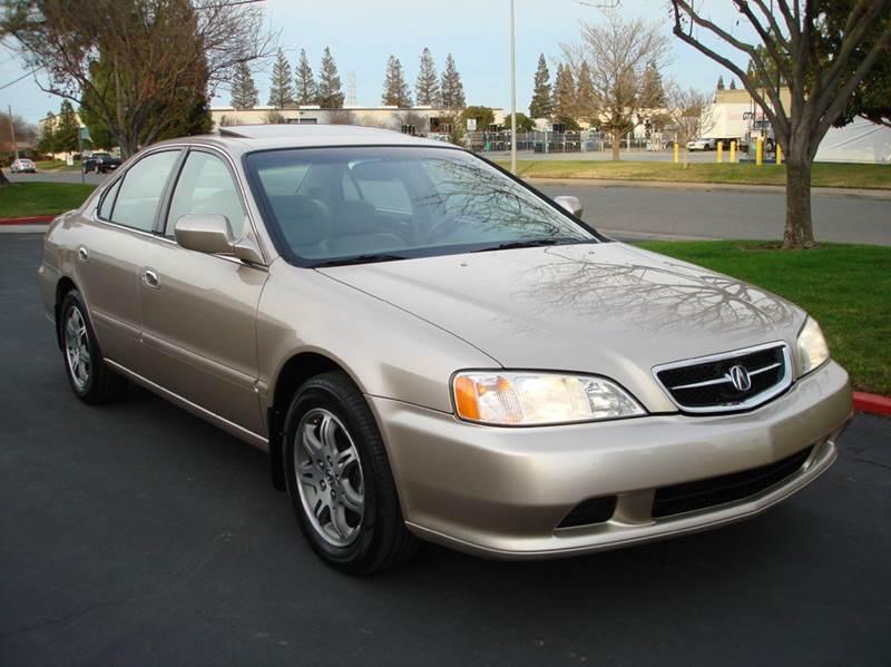 2000 Acura Tl 3.2 4dr Sedan In Sacrato CA - Mr Carz Auto Sales